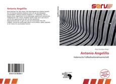 Portada del libro de Antonio Angelillo
