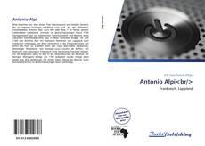 Bookcover of Antonio Alpi