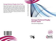 Bookcover of Senegal National Rugby Union Team