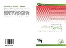Bookcover of Antonina Nikolajewna Lasarewa