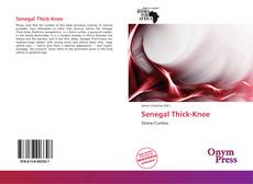 Bookcover of Senegal Thick-Knee