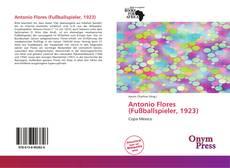 Bookcover of Antonio Flores (Fußballspieler, 1923)