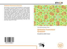 Couverture de Antonio Francesco Grazzini