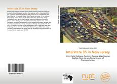 Bookcover of Interstate 95 in New Jersey