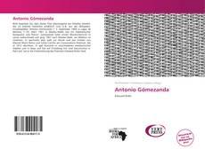 Buchcover von Antonio Gómezanda
