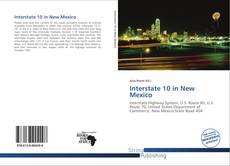 Copertina di Interstate 10 in New Mexico
