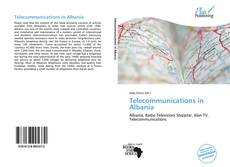 Bookcover of Telecommunications in Albania