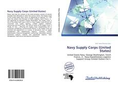 Capa do livro de Navy Supply Corps (United States)