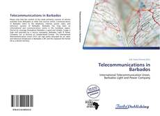 Couverture de Telecommunications in Barbados