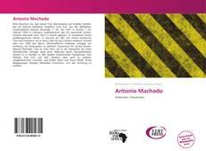 Couverture de Antonio Machado