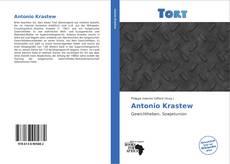 Buchcover von Antonio Krastew