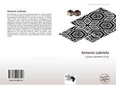 Buchcover von Antonio Labriola