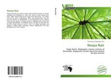 Navya Nair kitap kapağı