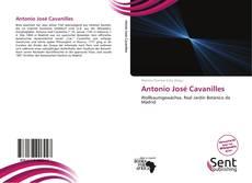Bookcover of Antonio José Cavanilles