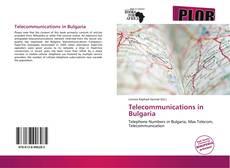 Telecommunications in Bulgaria kitap kapağı
