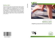 Bookcover of Bettine Jahn