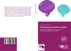 Bookcover of Telecommunications Cable