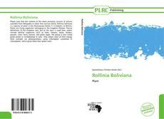 Bookcover of Rollinia Boliviana