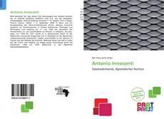 Buchcover von Antonio Innocenti