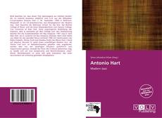 Bookcover of Antonio Hart