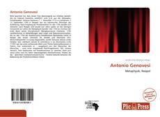 Antonio Genovesi kitap kapağı