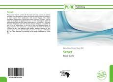 Capa do livro de Senet