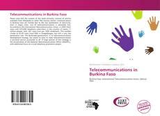 Borítókép a  Telecommunications in Burkina Faso - hoz