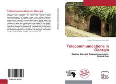 Copertina di Telecommunications in Georgia