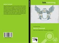 Portada del libro de Bettino Cassinelli