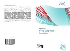 Couverture de Rollo Carpenter