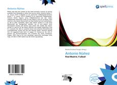 Bookcover of Antonio Núñez