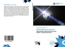 Bookcover of 6992 Minano-machi