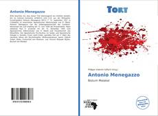Buchcover von Antonio Menegazzo