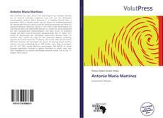 Borítókép a  Antonio María Martínez - hoz