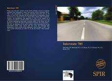 Bookcover of Interstate 785