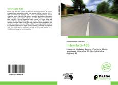 Bookcover of Interstate 485