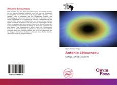 Bookcover of Antonio Létourneau