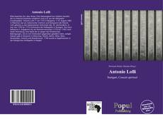 Bookcover of Antonio Lolli