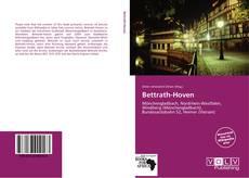 Capa do livro de Bettrath-Hoven