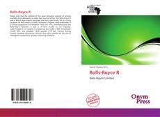 Copertina di Rolls-Royce R