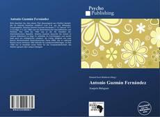 Capa do livro de Antonio Guzmán Fernández