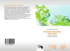 Capa do livro de Antonio González González