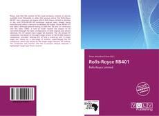 Copertina di Rolls-Royce RB401