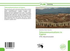 Bookcover of Telecommunications in Cyprus
