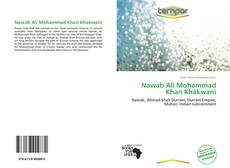 Обложка Nawab Ali Mohammad Khan Khakwani