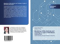 Capa do livro de Modeling of Bio-Activity and Toxicity in Light of NA Bases Interaction