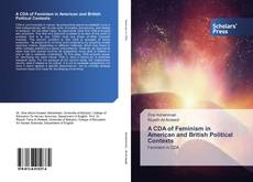 Buchcover von A CDA of Feminism in American and British Political Contexts