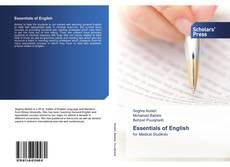 Essentials of English kitap kapağı