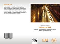 Bookcover of Interstate 444
