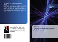 Portada del libro de The demand and importance of photonic sensors
